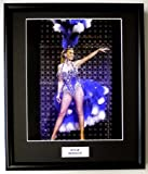 KYLIE MINOGUE/FRAMED PHOTO (10)