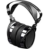 HiFiMan HE-400i Full-Size Planar Magnetic On-Ear Headphones (Charcoal)