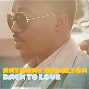Back to Love Anthony Hamilton Album on CD