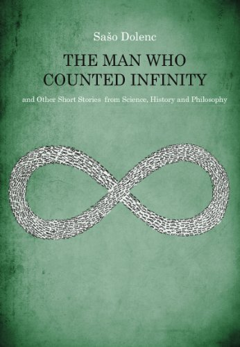 Saso Dolenc - The Man Who Counted Infinity and Other Short Stories from Science, History and Philosophy