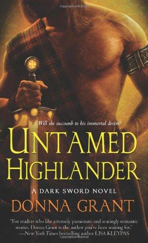 Image of Untamed Highlander: A Dark Sword Novel