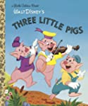 Three Little Pigs (Little Golden Book...