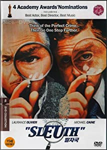 Sleuth - Laurence Olivier, Michael Caine