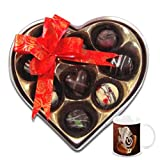 Chocholik Belgium Chocolate Gifts - Rich And Delicious Choco-treats With Diwali Special Coffee Mug - Gifts For...