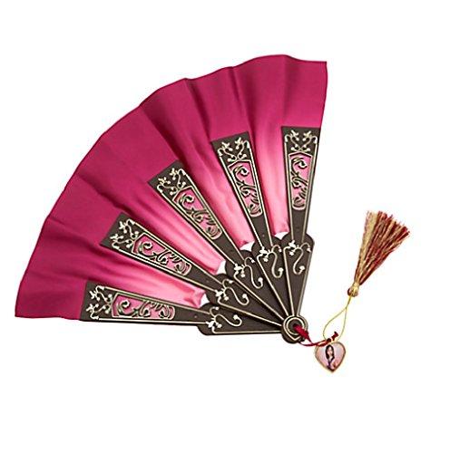[Disney Mulan Fan Costume Accessory] (Fan Costumes)