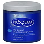 Noxzema Deep Cleansing Cream, The Original, 2 oz.