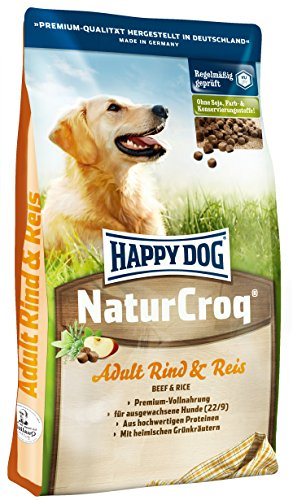 Happy Dog Hundefutter 2445 NaturCroq