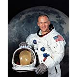 Apollo II Astronaut Buzz Aldrin, Photo Print