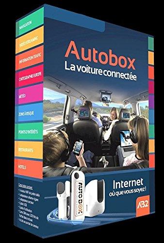 Autobox Main Routeur Blanc