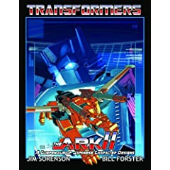 Transformers, the Ark II