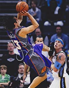 Steve Nash Autographed Hand Signed Phoenix Suns 8x10 Photo by Real Deal Memorabilia