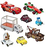 Disney Pixar Cars Exclusive 1:48 Holy Moly Cars 2 Die Cast Set -- 8-Pc. (Disneystore exclusive)