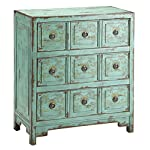Stein World Furniture Anna Apothecary Chest