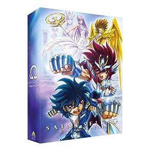 聖闘士星矢Ω 新生聖衣編 Blu-ray BOX