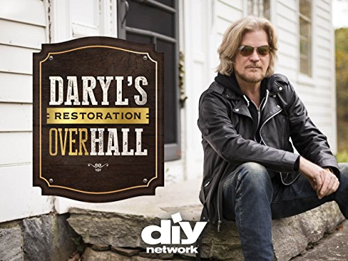 Daryl's Restoration Over-Hall Season 1