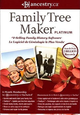 Family Tree Maker 2012 Platinum