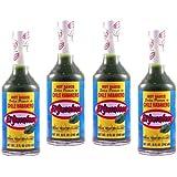 El Yucateco Green Habanero Hot Sauce 8 oz. (4-Pack)