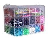 Gemtoo - Boite � Elastiques pour bracelets