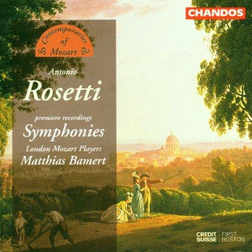 rosetti-symphonies