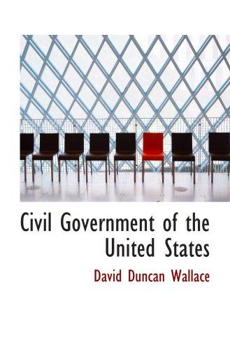 Gobierno civil de los Estados Unidos