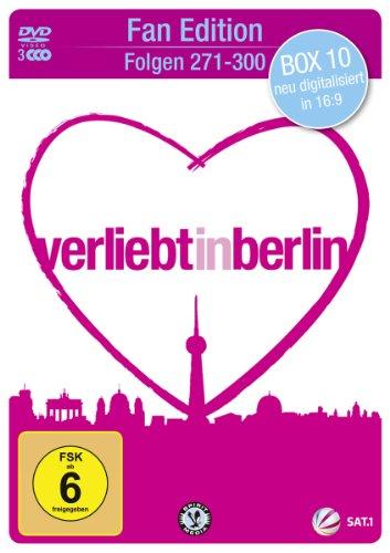 Verliebt in Berlin - Folgen 271-300 (Fan Edition, 3 Discs)