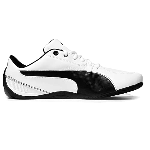 New Puma Drift Cat 5 Shoes Casual Motorsport White Leather