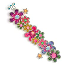 Blossoms Mezuzah from The Artazia Collection M1253