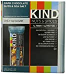 KIND Nuts &amp; Spices, Dark Chocolate Nu...