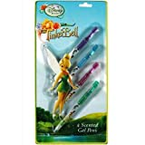 Disney Tinkerbell 4pk Scented Gel Pen on 3D Blister Card