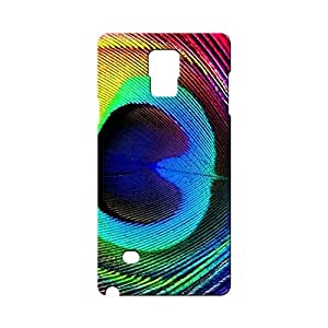 BLUEDIO Designer Printed Back case cover for Samsung Galaxy Note 4 - G3853