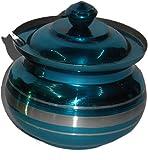 Infinxt Stylish Ghee & Oil Pot (Blue)