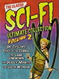 The Classic Sci-Fi Ultimate Collection: Volume 2 (The Deadly Mantis / Dr. Cyclops / Cult of the Cobra / The Land Unknown / The Leech Woman)