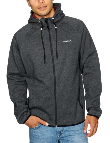 O'Neill The Launch Superfleece Men's Sweatshirt Deep Dark Melee X-Large