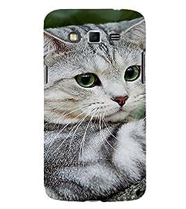 EPICCASE Cute cat Mobile Back Case Cover For Samsung Galaxy Grand Neo (Designer Case)