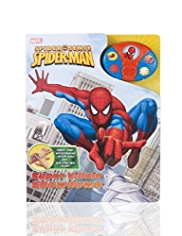 Marvel Spider-Man Wristband Sound Book