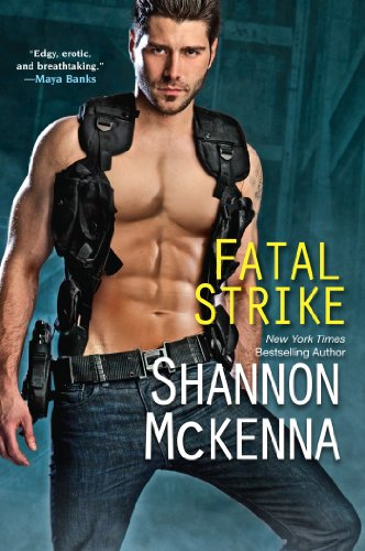 Fatal Strike (McClouds & Friends) by Shannon McKenna