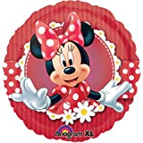 Mad about Minnie Mouse Red Black Polka Dot 17