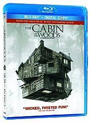 The Cabin in the Woods / La cabane dans les bois (Bilingual) [Blu-ray + Digital Copy]