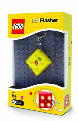 LEGO City Flasher, Color Varies from Red, Yellow, and Green, 1 Flasher - 1