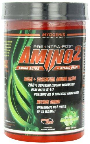 Amino2 Green Apple 420G
