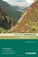 The Western Fells (Lakeland Fellranger), Mark Richards