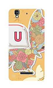SWAG my CASE Printed Back Cover for Micromax Yu Yureka