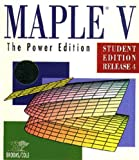 img - for Solving Odes With Maple V book / textbook / text book