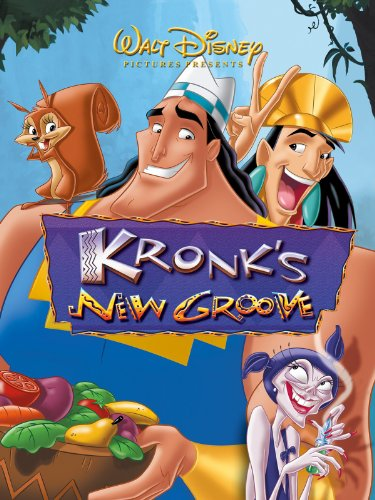 Think, that kronk s new groove porn