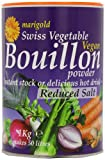 #5: Marigold Reduced Salt Bouillon Powder 1 Kg