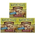 Nature Valley Almond Granola Crunch Bars 7.2 oz