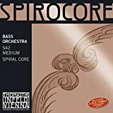 THOMASTIK トマスティック コントラバス弦 SPIROCORE 4/4用 ライトテンション セット弦 CBSet-S42Wei