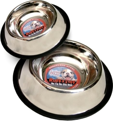 Loving Pets Standard No Tip Dog Bowl