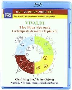 Vivaldi - The Four Seasons Blu-ray 2011 Us Import from Naxos