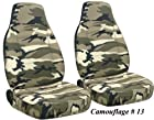 2006 Ford Ranger. 60/40 highback bench seat covers.Camo 13. Armrest included